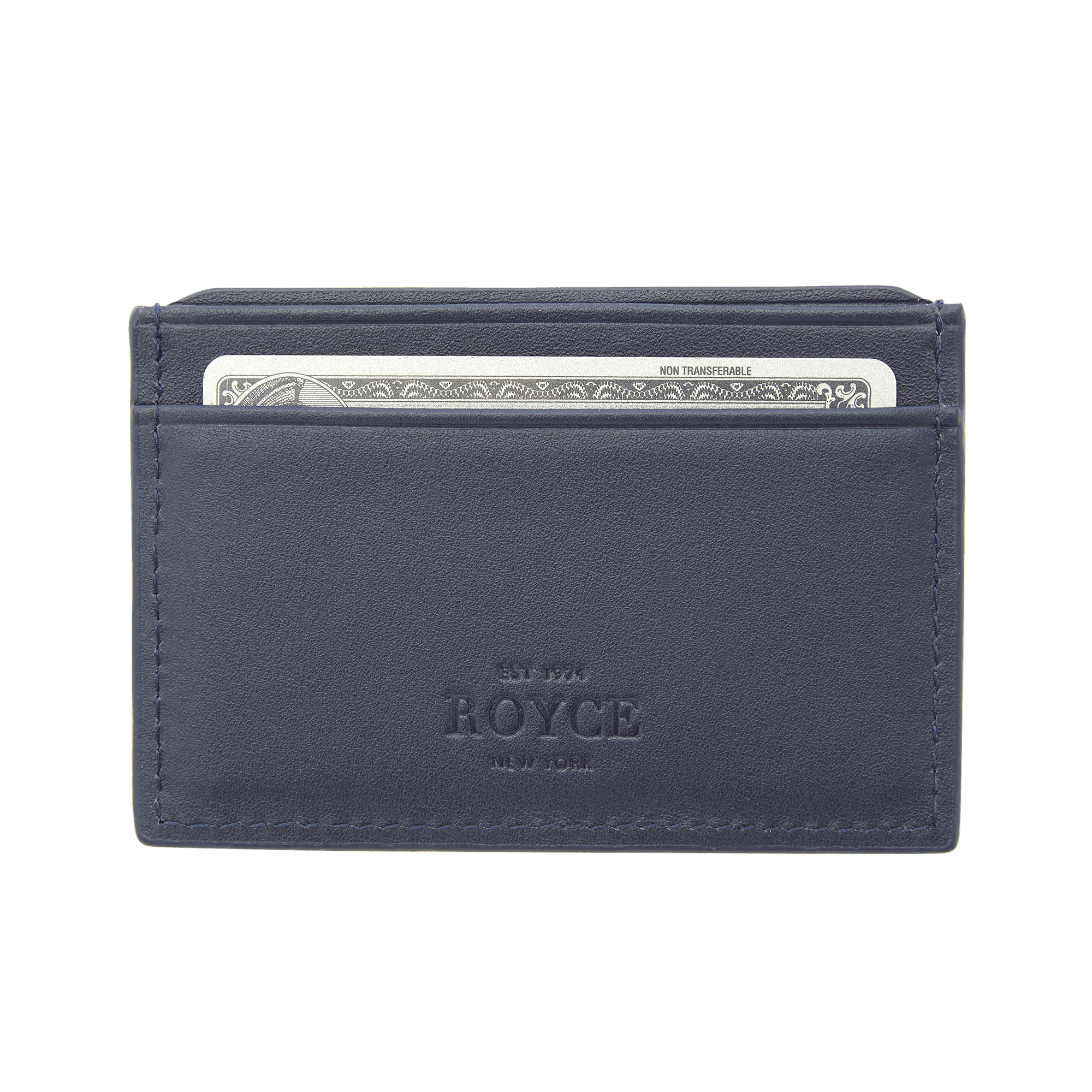 Royce Leather Tri-View ID Holder